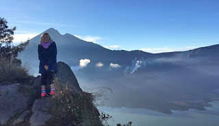 Mt. Rinjani Trek 2 Days 1 Night to Crater rim via Senaru