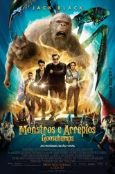 Download Goosebumps: Monstros e Arrepios BDRip Dublado