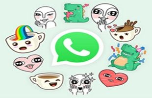 Ready WhatsApp Replace with Official Emojis to current Stickers in Doodle Drawer