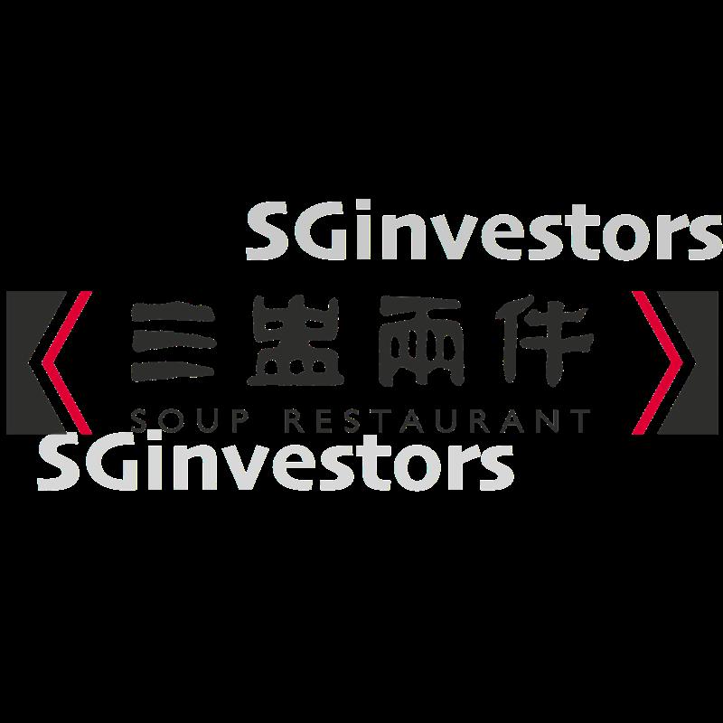 SOUP RESTAURANT GROUP LIMITED (SGX:5KI) @ SGinvestors.io