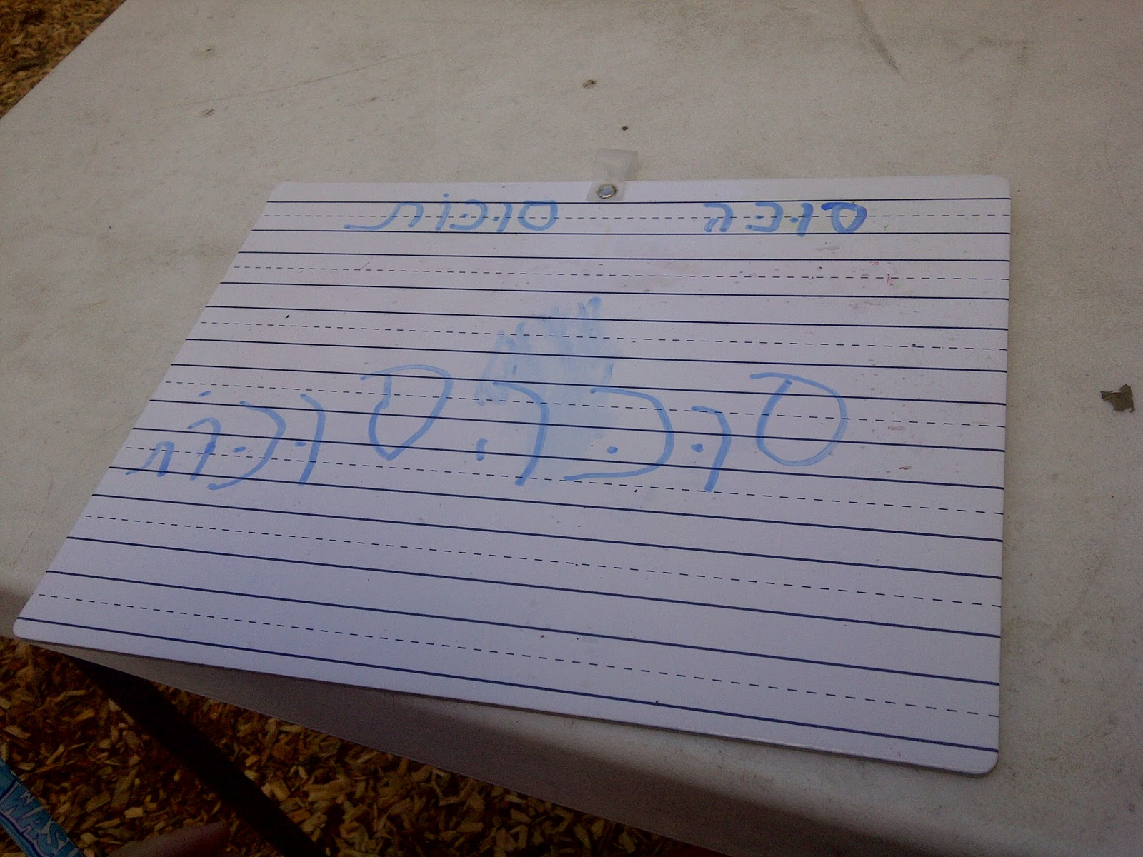 Lemalah How Do You Spell Sukkah