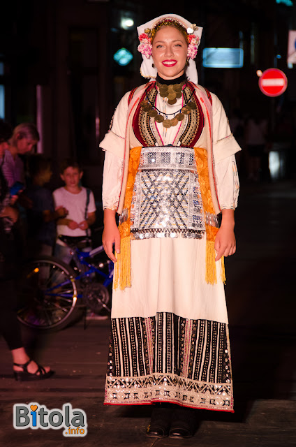"Macedonian national costume - Ethnic area ""Dolni Polog"""