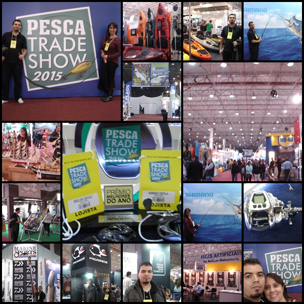 Evento, Feira, Nelson Nakamura, Pesca Trade Show 2015