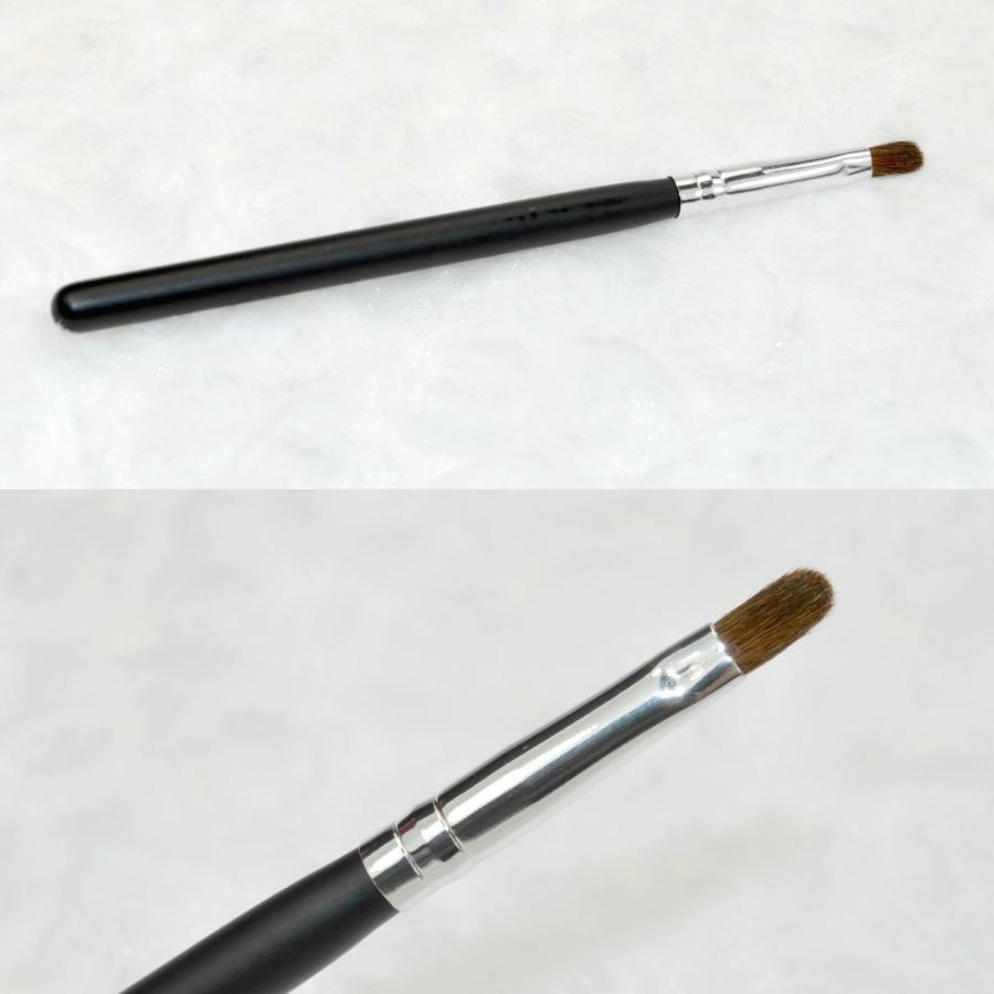 Mehron 6 Piece Travel Makeup Brush Set