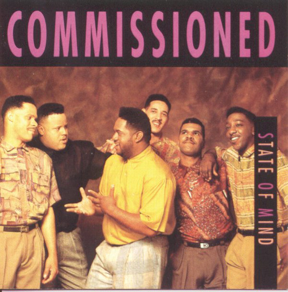 Commissioned-State Of Mind-
