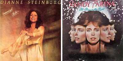 Dianne Steinberg and Sandy Farina Album Covers