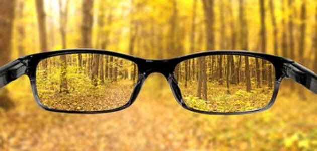 ما هي علامات ضعف النظر