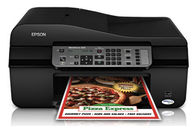 Epson WorkForce 325 Driver Download - Windows, Mac free