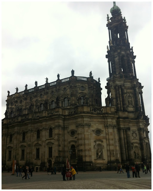Hofkirche, Dresden