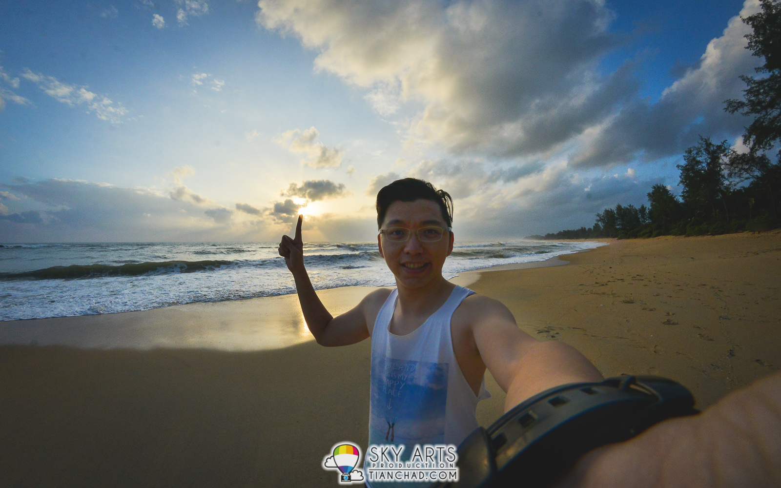 #TCSelfie with Tanjong Jara Beach - A beautiful place in Malaysia you  should visit!