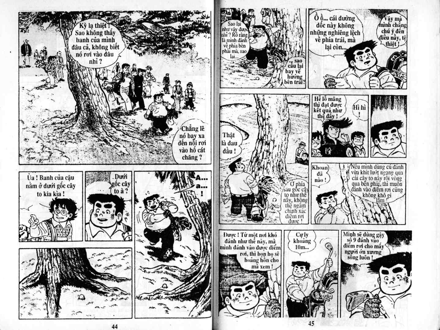 Ashita Tenki ni Naare chapter 3 trang 21