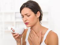 Ketahui Penyebab Sakit Tenggorokan Saat Menelan