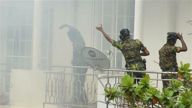 Sri Lanka on alert for attacks by militants in military uniforms