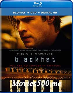 Blackhat 2015 Dual Audio Hindi Full Movie BluRay 720p at movies500.me