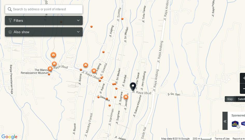 Image Result For Tripadvisor Map