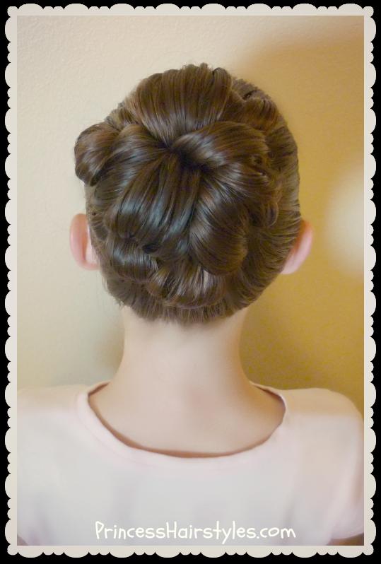 Awe Inspiring Topsy Tail Bun Tutorial Hairstyles For Girls Princess Hairstyles Hairstyle Inspiration Daily Dogsangcom