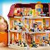 Playmobil  poppenhuis: Groot woonhuis (5302)