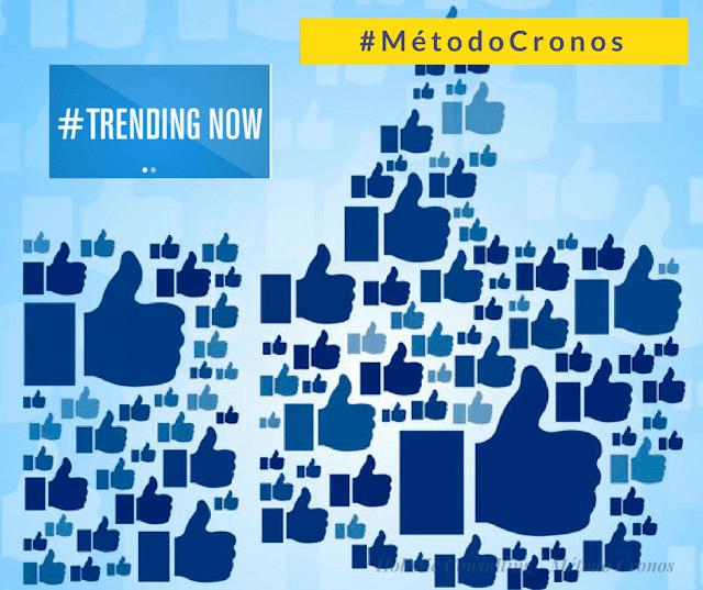 MÉTODO CRONOS TRENDING NOW