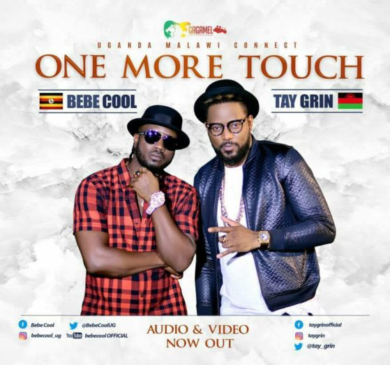 Bebe Cool Ft. Tay Grin - One More Touch