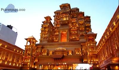 Sreebhumi Sporting Club 2018 Durga Puja Theme- Padmavat