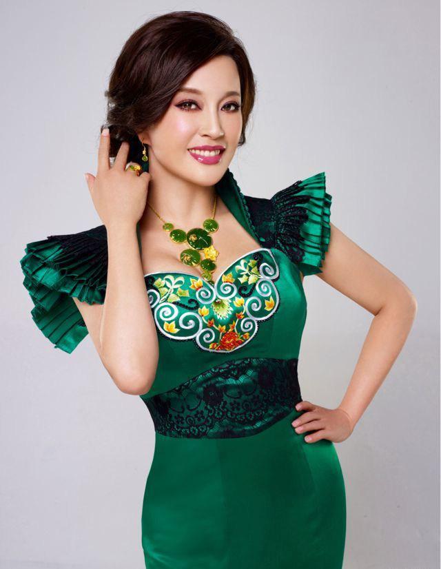 Chinese Beauty!: 57-year-old Liu Xiaoqing recent photos ...