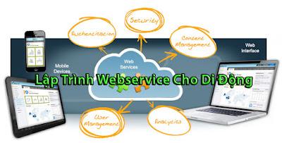Chia Sẻ Khóa Học Lập Trình Webservice Cho Di Động - Trần Duy Thanh
