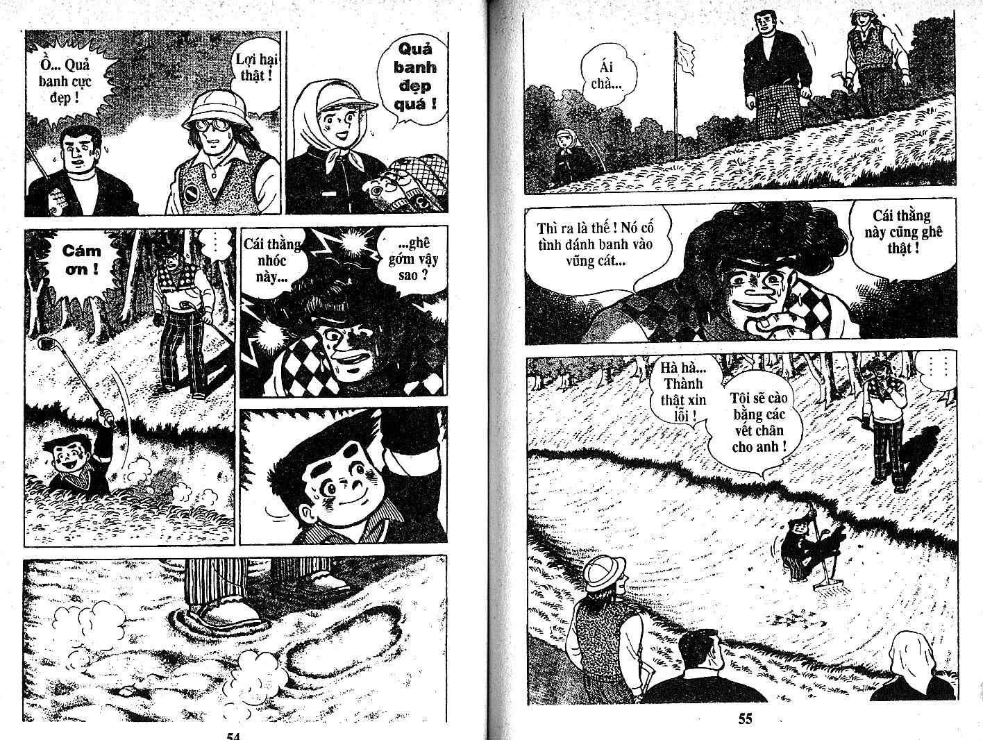 Ashita Tenki ni Naare chapter 24 trang 25