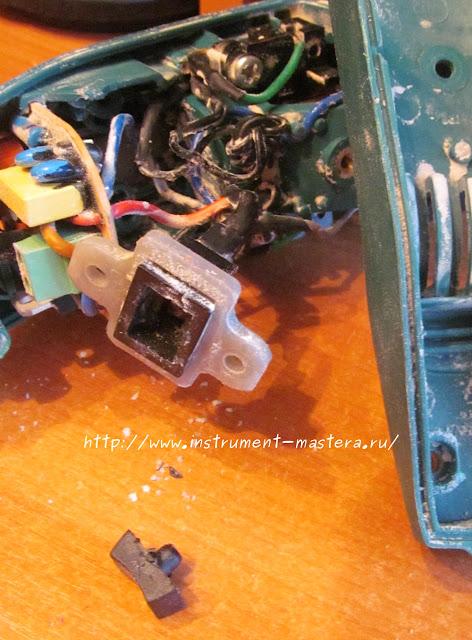 выключатель реноватора