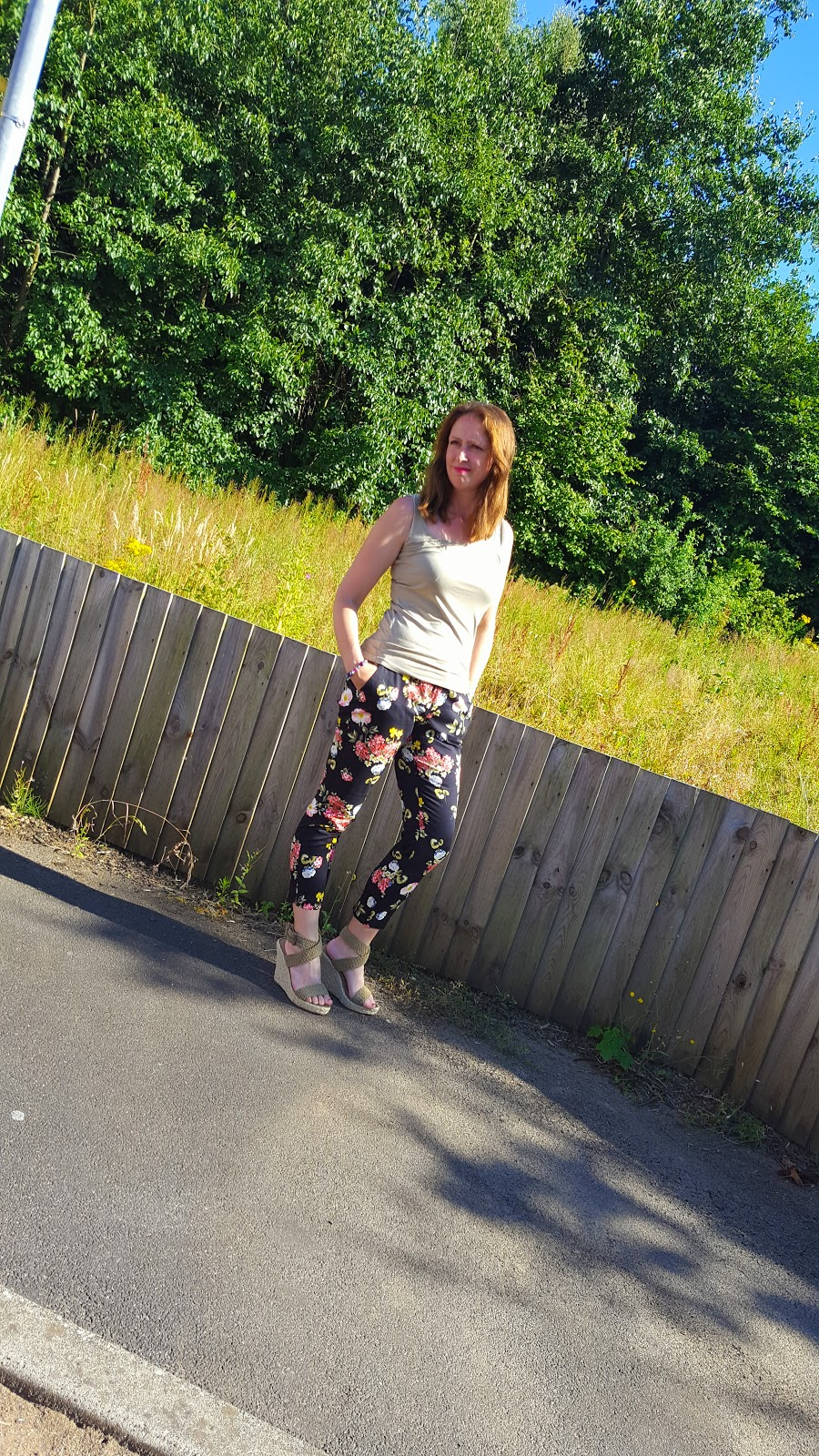 What I Wore: Boss Baby: Over 40 Style
