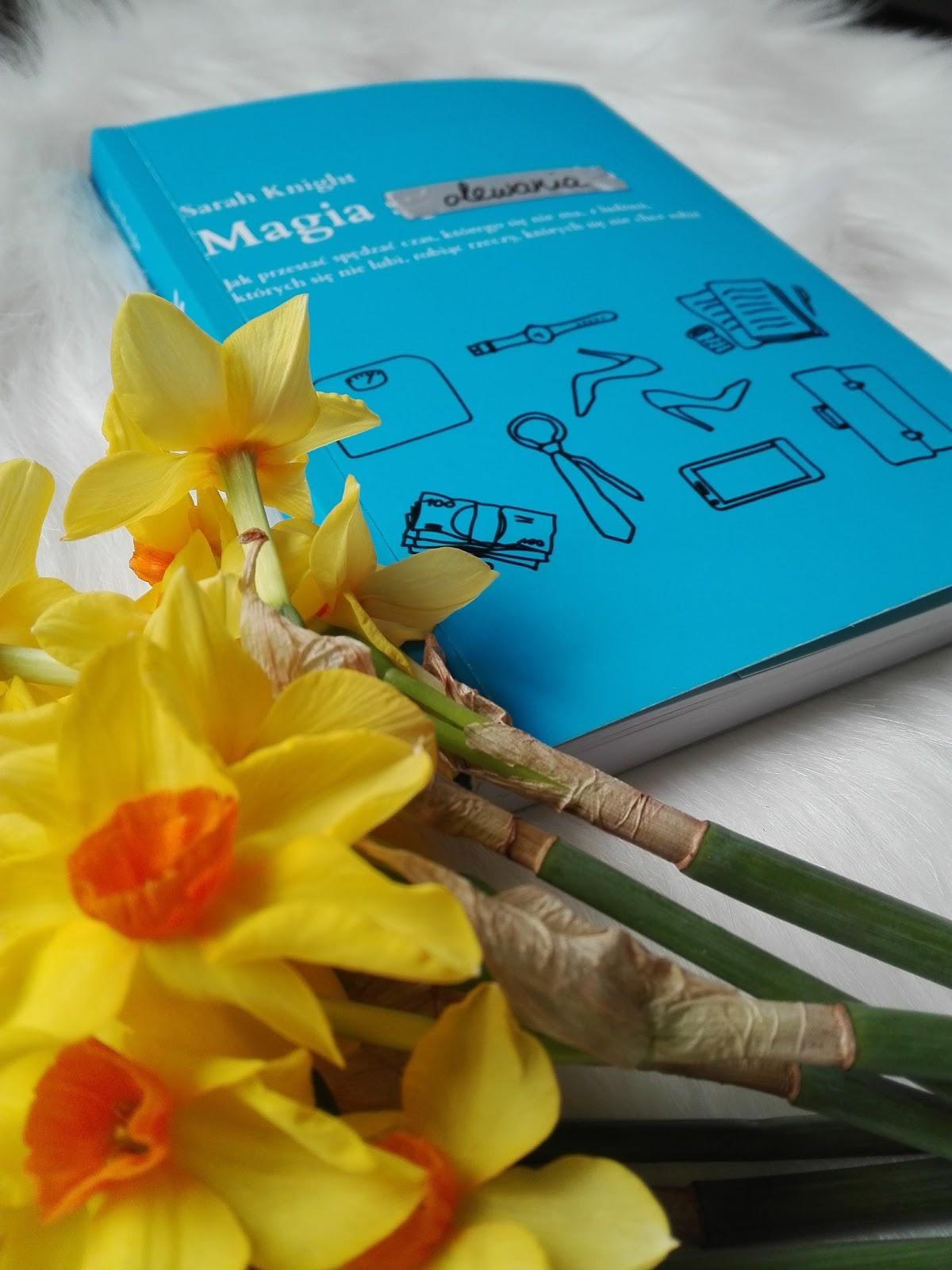 książka magia olewania