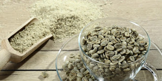 Jual Kopi Hijau HW Green Coffee