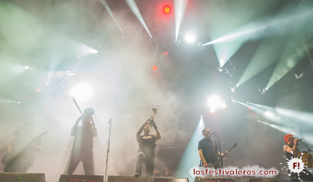 ViñaRock, 2016, Festival, Boikot, concierto, música