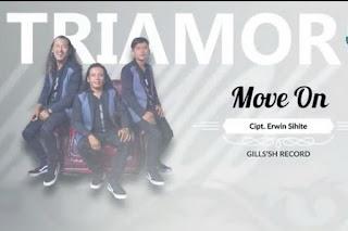 Lirik Lagu Triamor - Move On