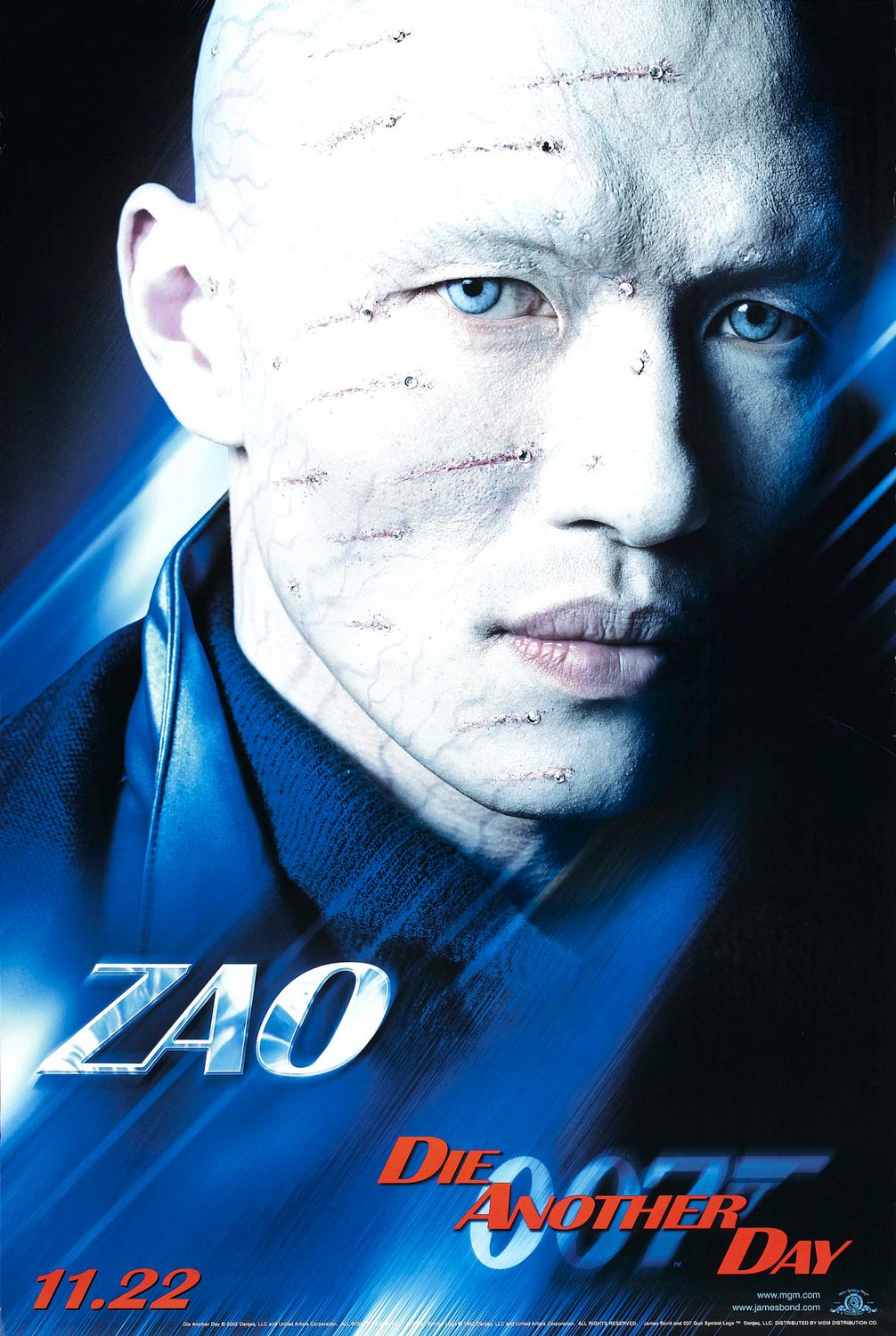 Gearing Up for Bond 50 - Talking with Rick Yune about Die ...