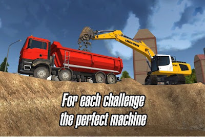 Construction Simulator 2014 Apk + Data for Android