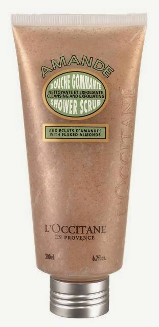 L'OCCITANE Almond Shower Scrub, Review: L'OCCITANE Almond Body Care, Redefine Your Curves, L'OCCITANE Almond Body Care, L'OCCITANE, firming, slimming, body care, almond collection,