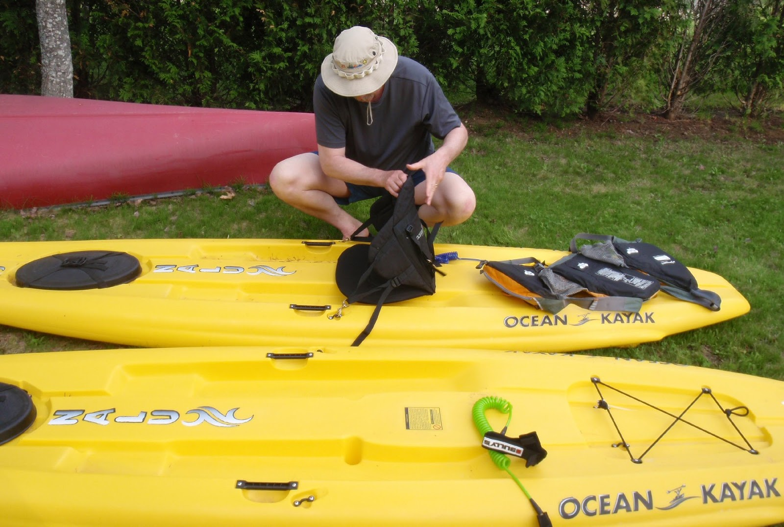 PenobscotPaddles: Nalu 12 5 from Ocean Kayak
