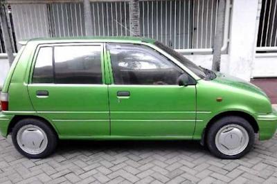 Eksterior Daihatsu Ceria