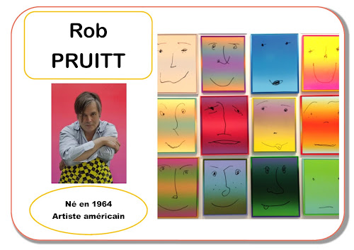 Rob Pruitt - Portrait d'artiste en maternelle