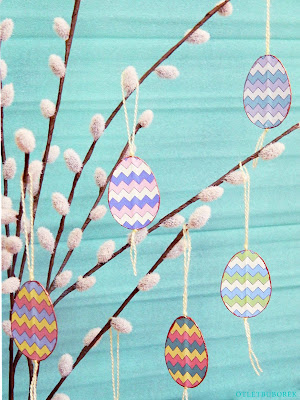 Csináld magad húsvéti dekoráció