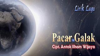 Lirik Lagu Elda Veronica - Pacar Galak
