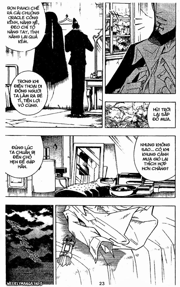 Shaman King [Vua pháp thuật] chap 210 trang 12