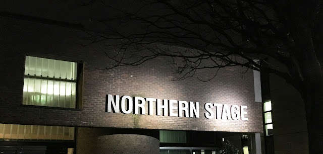 Date Night: An evening at the theatre – Hedda Gabler at Northern Stage Newcastle