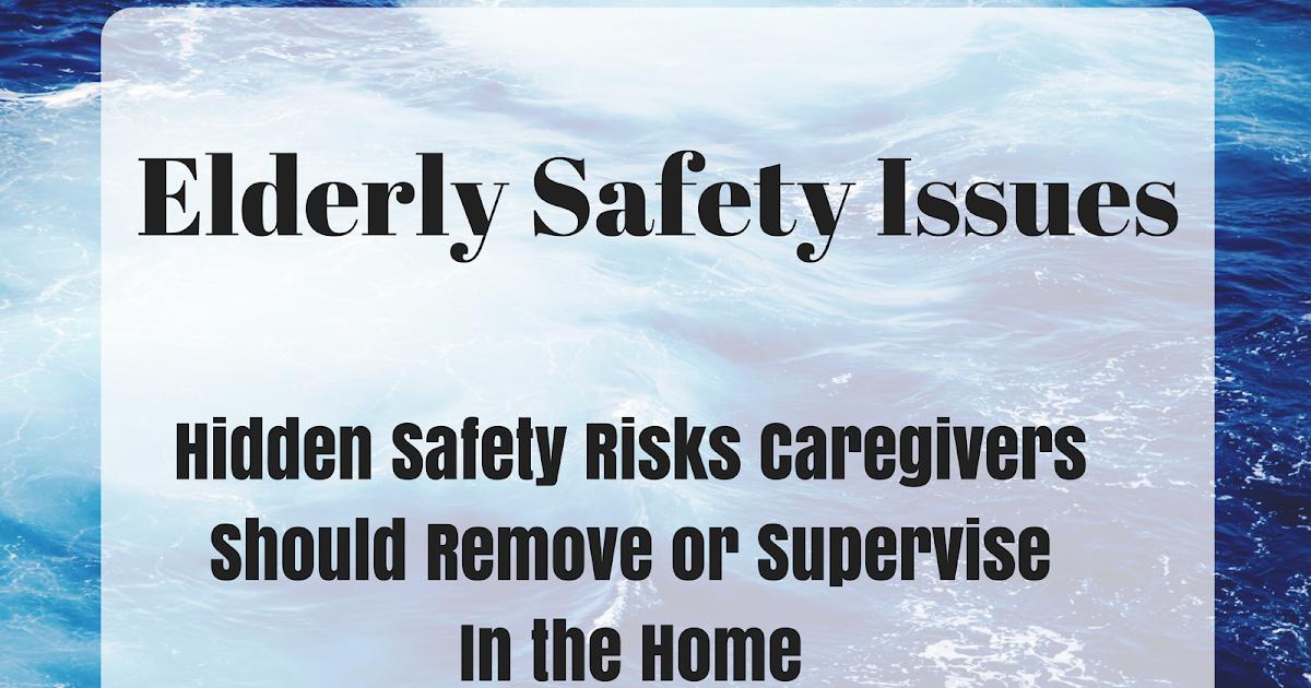 Elderly Safety Risks  Removing Hidden Dangers For Seniors
