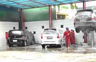 Daftar Tempat Cuci Mobil 24 Jam Bandung