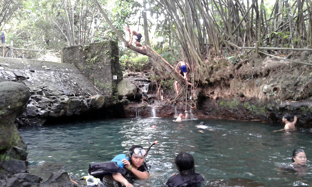 Tirta Budi Blue Lagoon Tempat Wisata Sungai Dan Mata Air Sleman