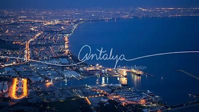 Khám phá thủ đô du lịch Antalya  của Thổ Nhĩ Kỳ