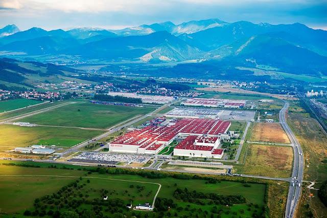 yeşil fabrika
