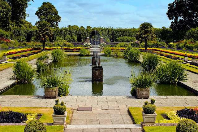 Kensington Palace Gardens | London | Chichi Mary Blog