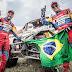 Brasileiros são campeões do Rally Dakar 2018 na classe UTV